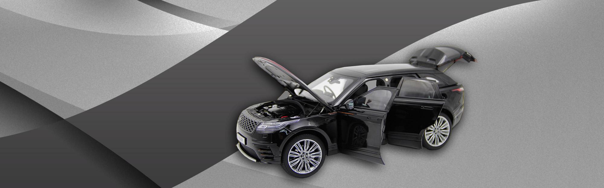 Land Rover Range Rover Velar Black 2018 slide