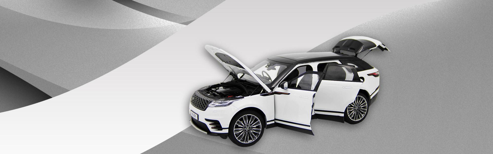 Land Rover Range Rover Velar White 2018 slide