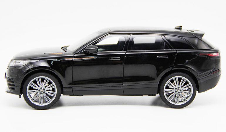 Modellino Land Rover Range Rover Velar Black 2018 LCD MODEL 2