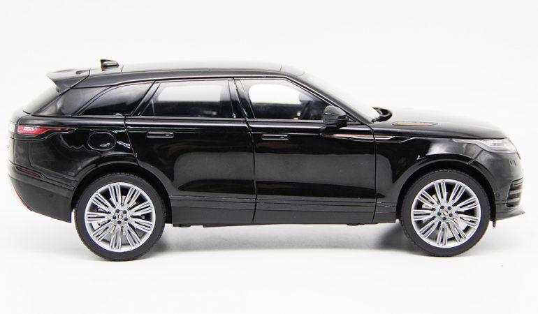 Modellino Land Rover Range Rover Velar Black 2018 LCD MODEL 3