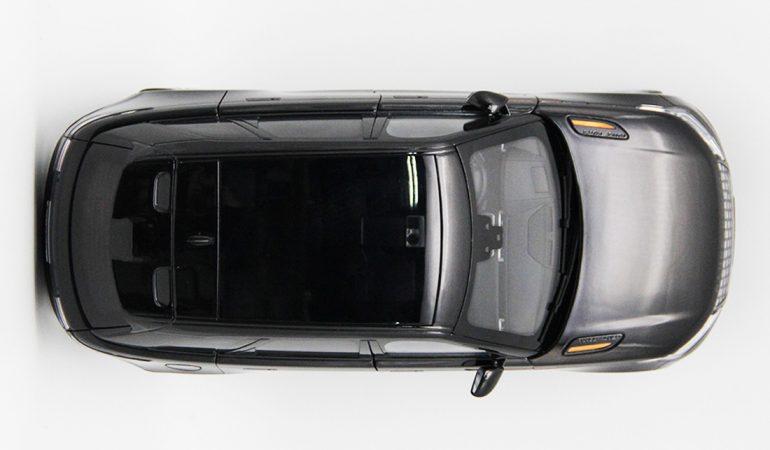 Modellino Land Rover Range Rover Velar Black 2018 LCD MODEL 6