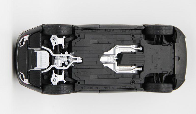 Modellino Land Rover Range Rover Velar Brown 2018 LCD MODEL 7