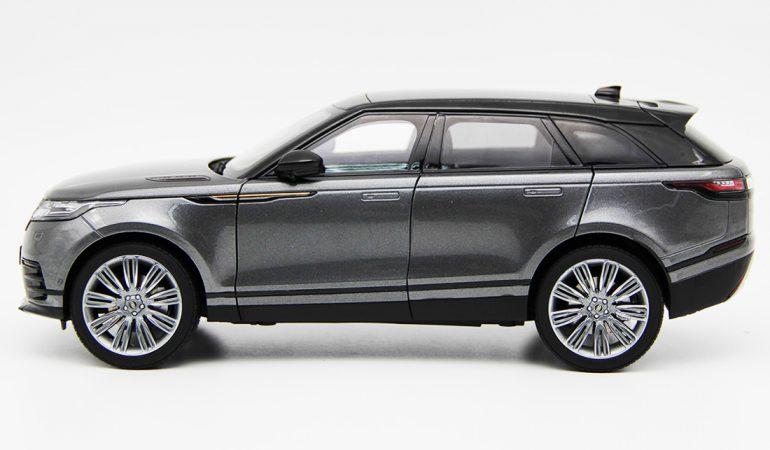 Modellino Land Rover Range Rover Velar Gray 2018 LCD MODEL 2