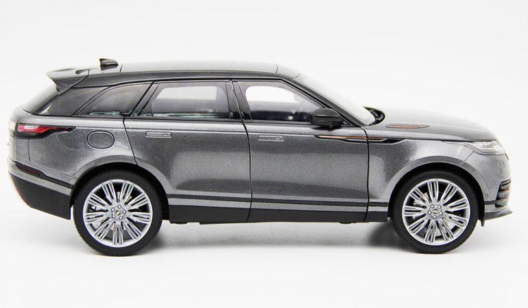 Modellino Land Rover Range Rover Velar Gray 2018 LCD MODEL 3