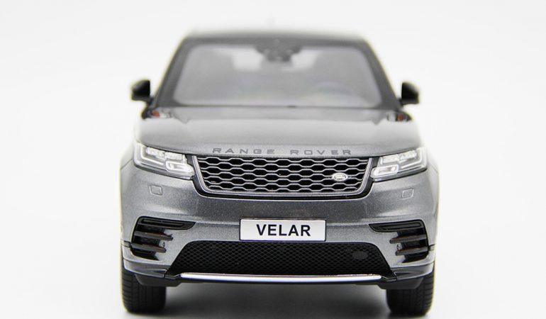 Modellino Land Rover Range Rover Velar Gray 2018 LCD MODEL 4