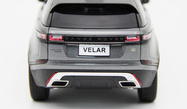 Modellino Land Rover Range Rover Velar Gray 2018 LCD MODEL 5