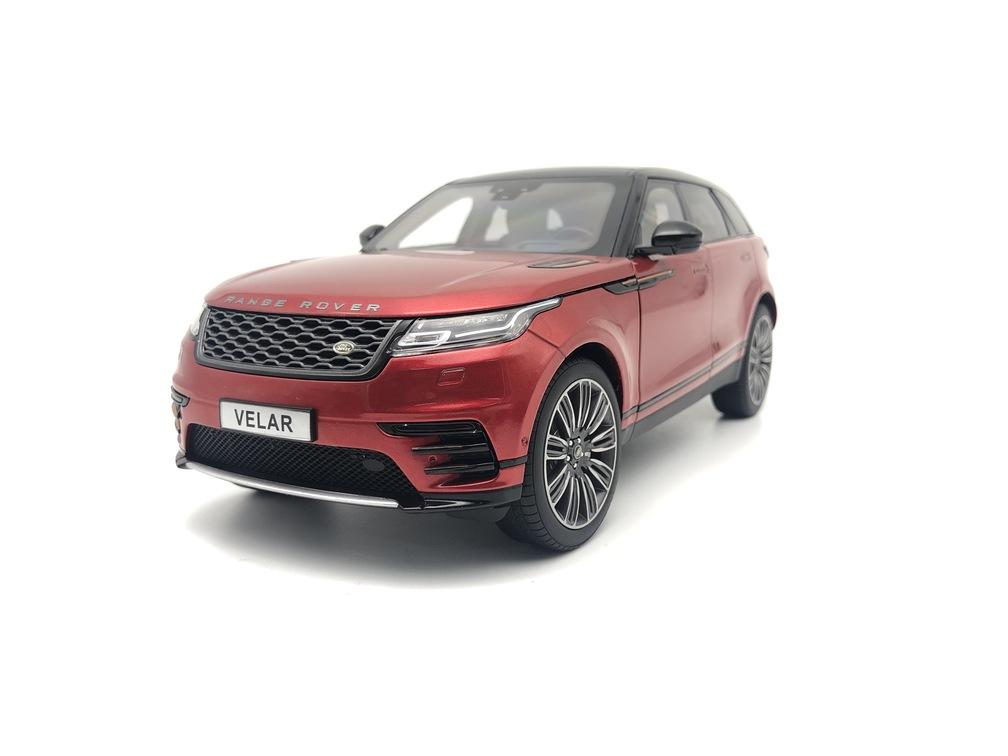 Range Rover Velar diecast LCD Models anteriore