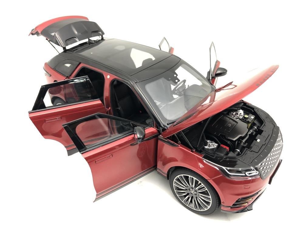 Range Rover Velar diecast LCD Models apribile
