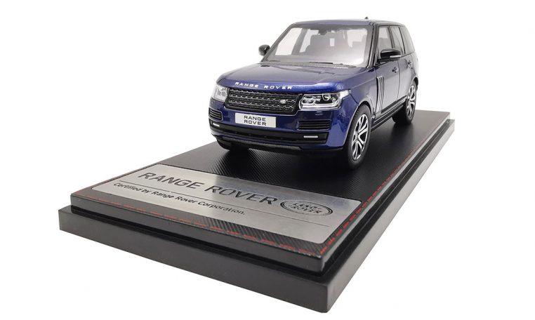 LCD43001BU - Range Rover Sv Autobiography Dynamic 2017 Blue 143 LCD Models
