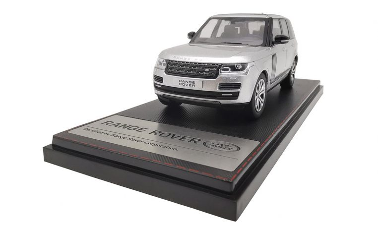LCD43001SL - Range Rover Sv Autobiography Dynamic 2017 Silver 143 LCD Models