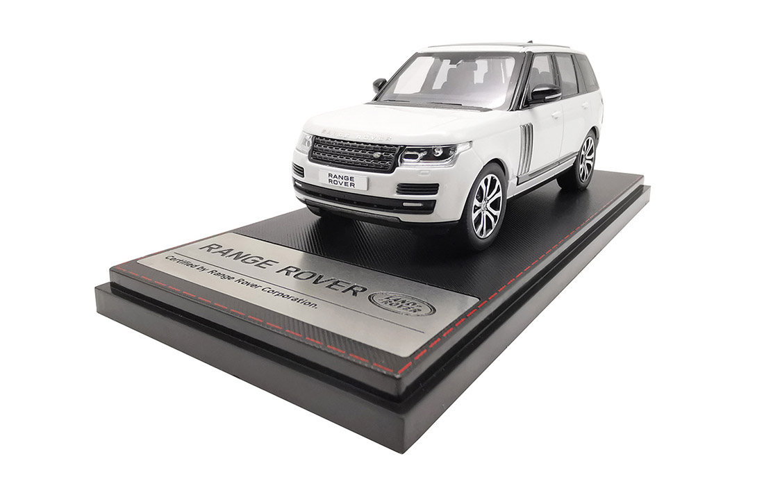 LCD43001WH - Range Rover Sv Autobiography Dynamic 2017 White 143 LCD Models