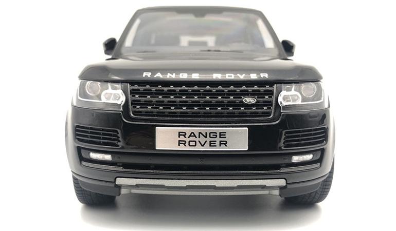 LCD 18001BL C Range Rover Sv Autobiography Dynamic 2017 Black 1-18 LCD Models