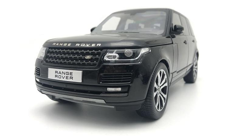 LCD 18001BL E Range Rover Sv Autobiography Dynamic 2017 Black 1-18 LCD Models