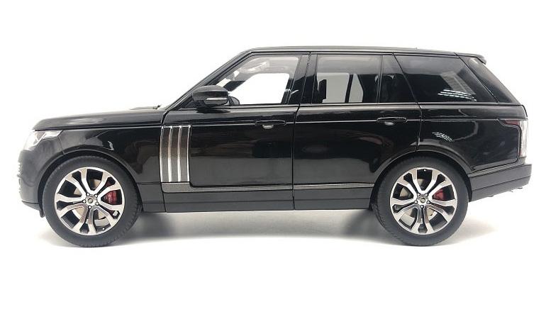 LCD 18001BL Range Rover Sv Autobiography Dynamic 2017 Black 1-18 LCD Models