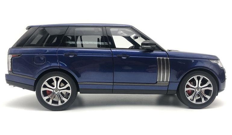 LCD 18001BU B Range Rover Sv Autobiography Dynamic 2017 Blue 1-18 LCD Models