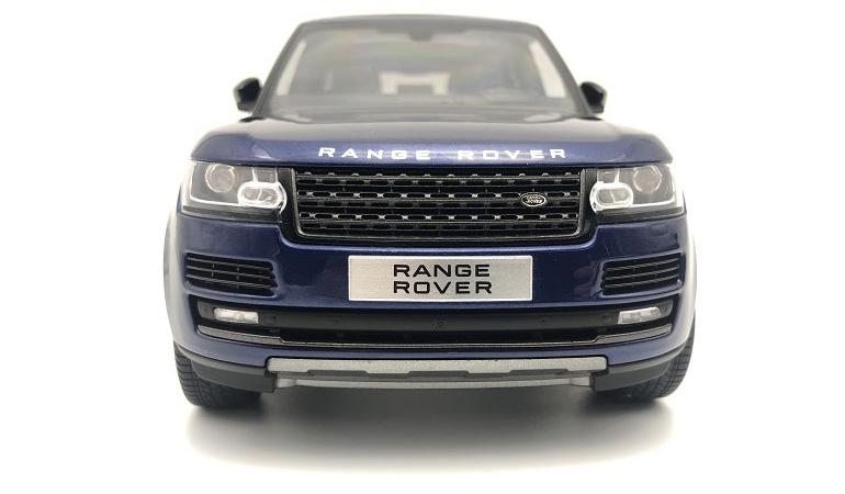 LCD 18001BU C Range Rover Sv Autobiography Dynamic 2017 Blue 1-18 LCD Models