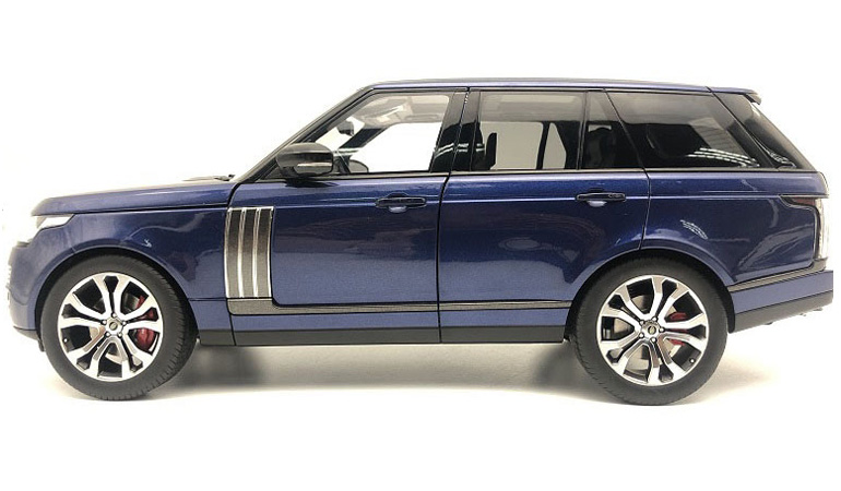 LCD 18001BU Range Rover Sv Autobiography Dynamic 2017 Blue 1-18 LCD Models