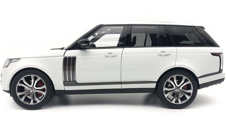 LCD 18001WH Range Rover Sv Autobiography Dynamic 2017 White 1-18 LCD Models