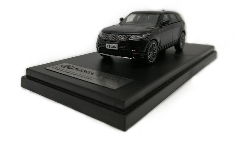 LCD 64001BL B Land Rover Range Rover Velar Black 2018 1-64 LCD Models