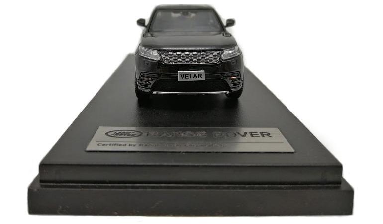 LCD 64001BL C Land Rover Range Rover Velar Black 2018 1-64 LCD Models