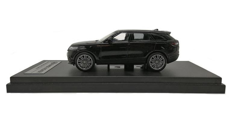 LCD 64001BL Land Rover Range Rover Velar Black 2018 1-64 LCD Models