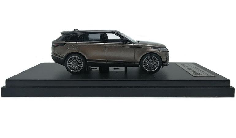 LCD 64001BR B Land Rover Range Rover Velar Brown 2018 1-64 LCD Models