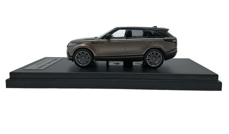 LCD 64001BR Land Rover Range Rover Velar Brown 2018 1-64 LCD Models