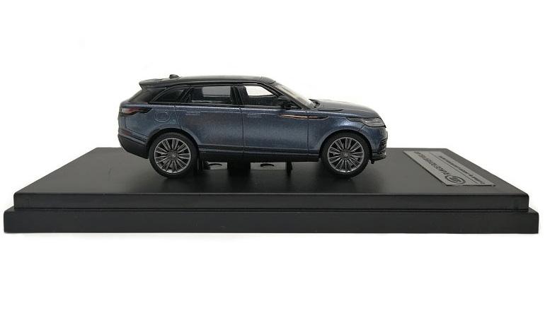 LCD 64001BU B Land Rover Range Rover Velar Blue 2018 1-64 LCD Models