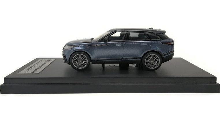 LCD 64001BU E Land Rover Range Rover Velar Blue 2018 1-64 LCD Models
