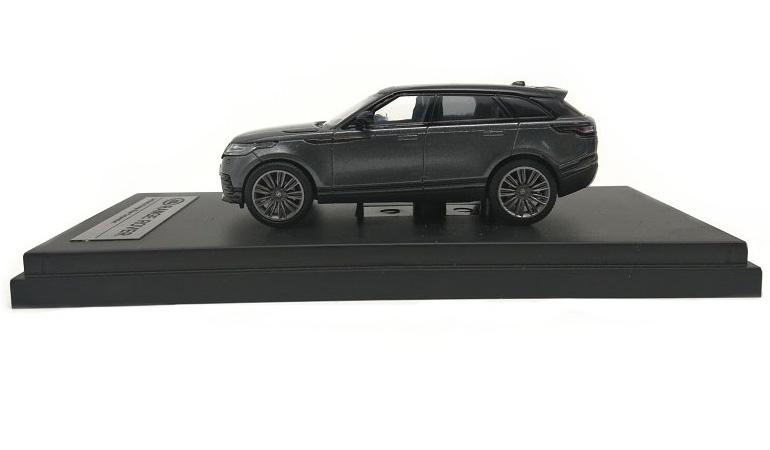 LCD 64001GR Land Rover Range Rover Velar Gray 2018 1-64 LCD Models