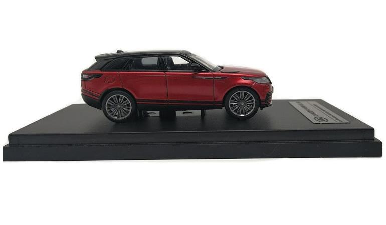 LCD 64001RE B Land Rover Range Rover Velar Red 2018 1-64 LCD Models