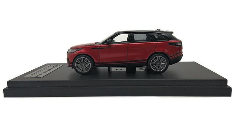 LCD 64001RE Land Rover Range Rover Velar Red 2018 1-64 LCD Models