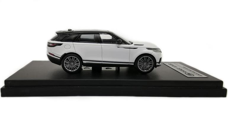 LCD 64001WH B Land Rover Range Rover Velar White 2018 1-64 LCD Models