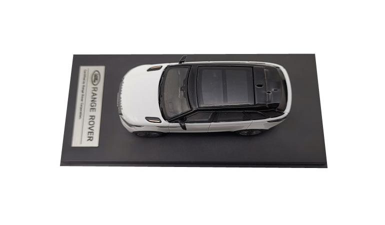 LCD 64001WH E Land Rover Range Rover Velar White 2018 1-64 LCD Models