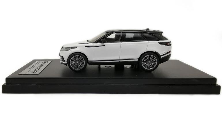 LCD 64001WH Land Rover Range Rover Velar White 2018 1-64 LCD Models