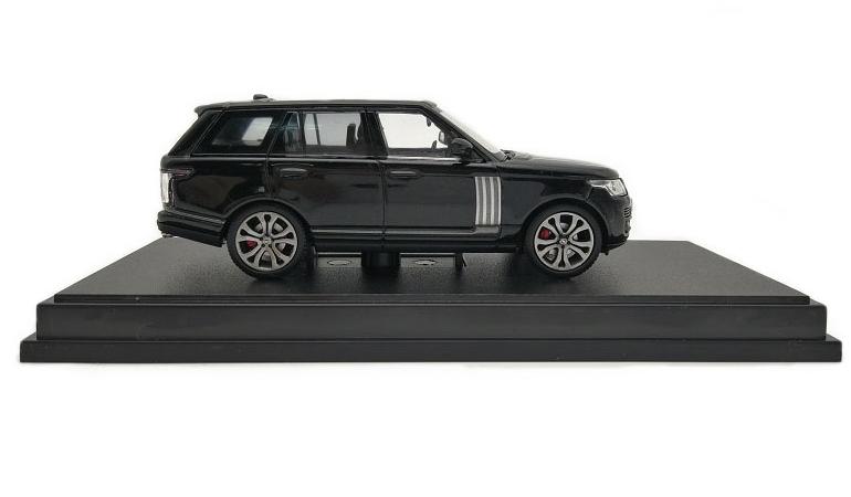 LCD 64002BL B Range Rover Sv Autobiography Dynamic 2017 Black 1-64 LCD Models