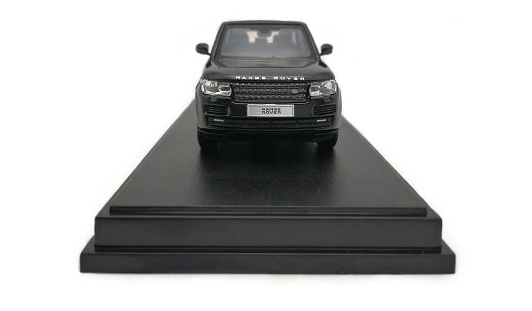 LCD 64002BL C Range Rover Sv Autobiography Dynamic 2017 Black 1-64 LCD Models