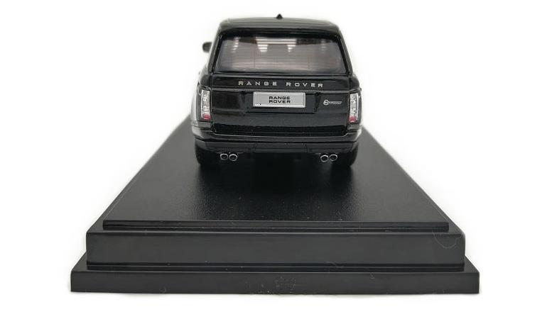 LCD 64002BL D Range Rover Sv Autobiography Dynamic 2017 Black 1-64 LCD Models