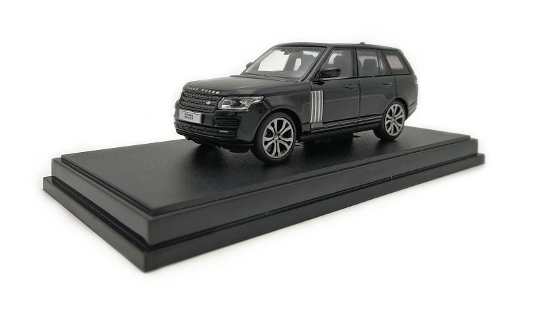 LCD 64002BL E Range Rover Sv Autobiography Dynamic 2017 Black 1-64 LCD Models