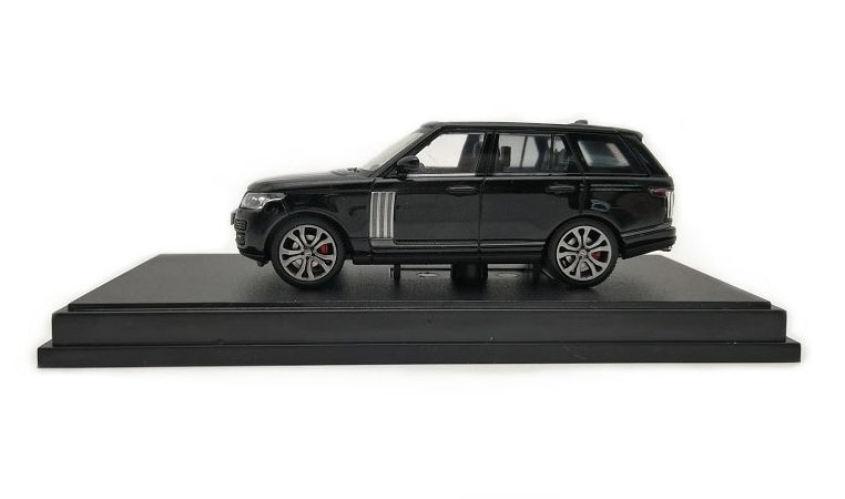 LCD 64002BL Range Rover Sv Autobiography Dynamic 2017 Black 1-64 LCD Models
