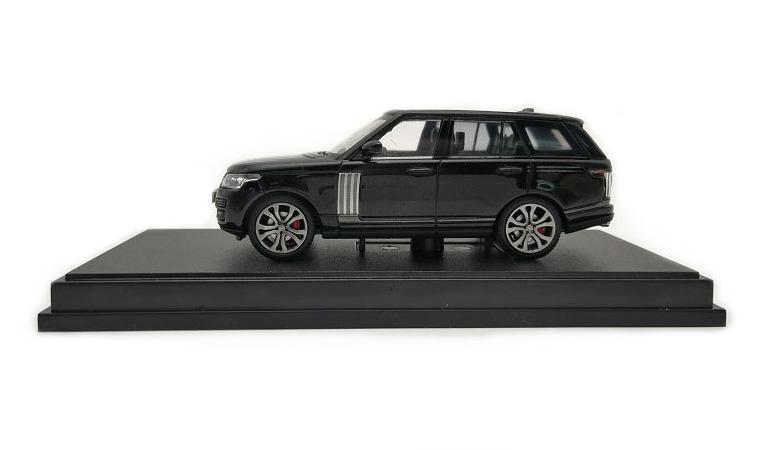 LCD 64002BL Range Rover Sv Autobiography Dynamic 2017 Black 1-64 LCD Models
