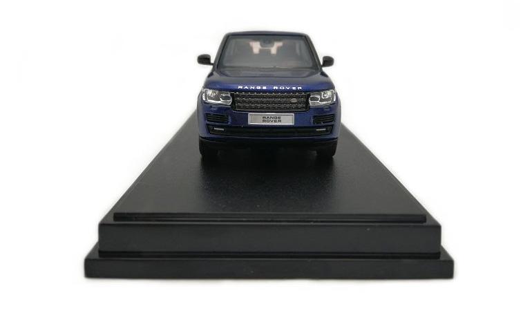 LCD 64002BU C Range Rover Sv Autobiography Dynamic 2017 Blue 1-64 LCD Models