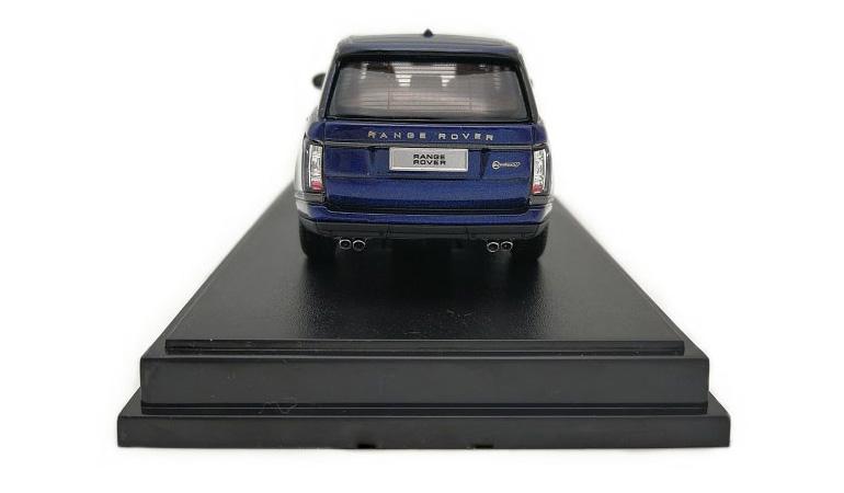 LCD 64002BU D Range Rover Sv Autobiography Dynamic 2017 Blue 1-64 LCD Models