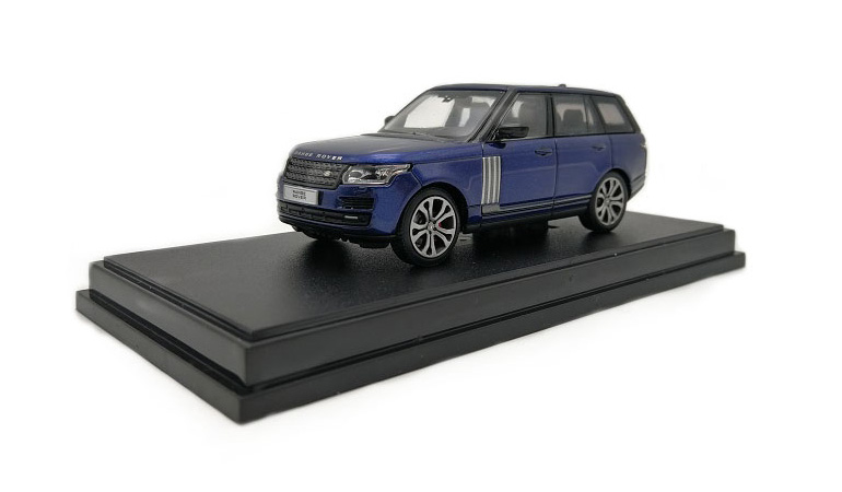 LCD 64002BU E Range Rover Sv Autobiography Dynamic 2017 Blue 1-64 LCD Models