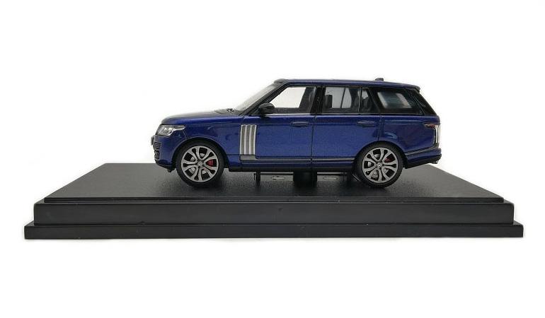 LCD 64002BU Range Rover Sv Autobiography Dynamic 2017 Blue 1-64 LCD Models