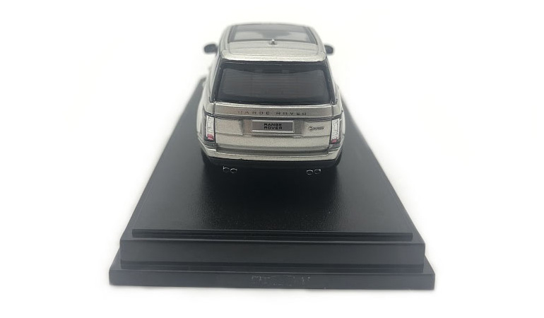 LCD 64002CH C Range Rover Sv Autobiography Dynamic 2017 Champagne 1-64 LCD Models