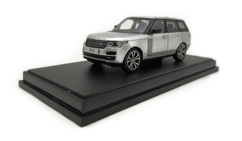 LCD 64002SI E Range Rover Sv Autobiography Dynamic 2017 Silver 1-64 LCD Models
