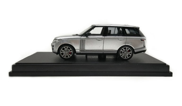 LCD 64002SI Range Rover Sv Autobiography Dynamic 2017 Silver 1-64 LCD Models