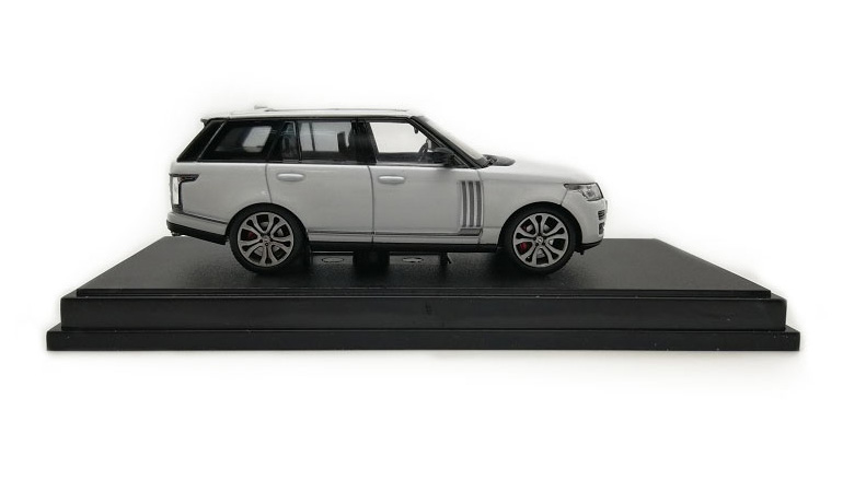 LCD 64002WH B Range Rover Sv Autobiography Dynamic 2017 White 1-64 LCD Models