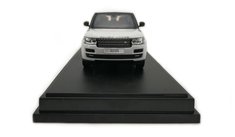 LCD 64002WH C Range Rover Sv Autobiography Dynamic 2017 White 1-64 LCD Models
